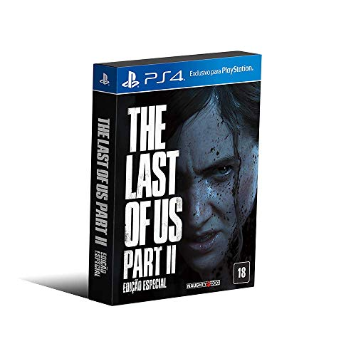 The Last of Us Part II - Edição Especial - PlayStation 4
