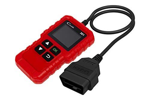 LAUNCH LAUNCR301 Equipo de Diagnosis para automóviles de Nivel básico. CR301 9-18V Protocolo de comunicación OBD2/EOBD