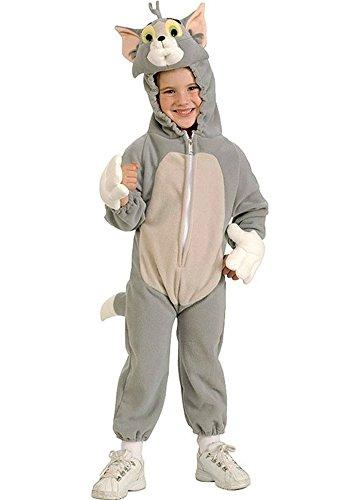 Rubie's Costume Co. Little Boys' Tom Costume (5-7 Years) Gray