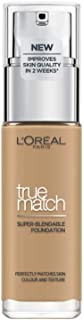 TRUE MATCH FOUNDATION 6N MIEL/HONEY