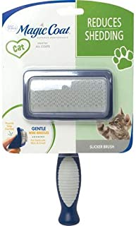 Four Paws Magic Coat Gentle Slicker Wire Brush for Cats