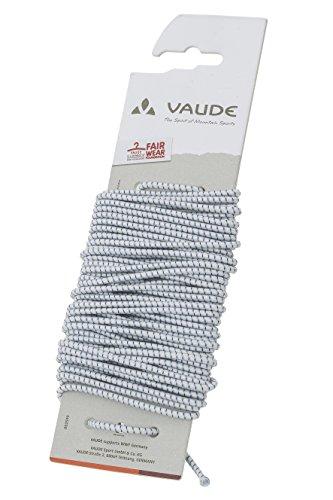 VAUDE Shock Cord (10 m) Ersatzteil, Blue/Offwhite, Einheitsgröße