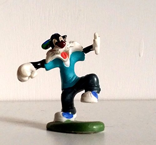 Figurine en résine Disney Silvestro H 5 cm