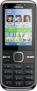 Nokia C5-00 5MP - 512 MB, Black
