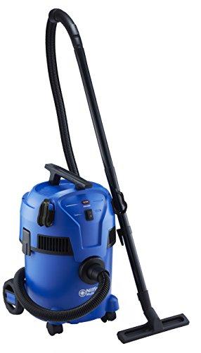 Nilfisk Multi II 22 EU Nass-/Trockensauger, für die Reinigung im Innen- & Außenbereich, 22 Liter Fassungsvermögen, 1200 W Eingangsleistung (blau)