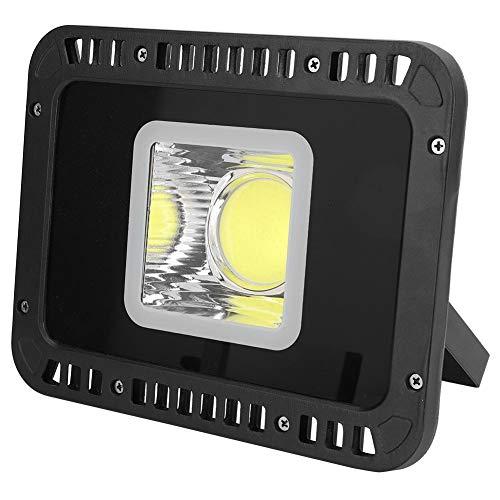 Waterdichte LED-schijnwerper, AC85-265V 7W Outdoor Waterdichte IP66 Lamp Aquarium Lamphouder Aquarium Verlichting Lamp voor Tuin Binnenplaats Gazon(50W-110-240V)