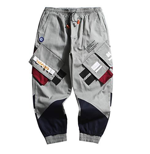 Ropa De Hombre Nuevo Para Hombres Delgado Calce Llano En La Cintura Con Cordon Ajustable Pantalones Cortos De Tres Cuartos Kungfuchile Cl