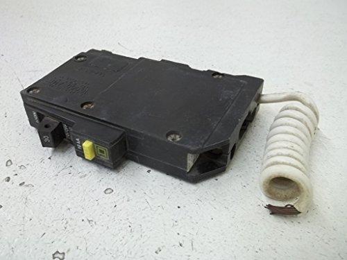 Square D Q0130GFI 30-Amp 1 Pole 120-Volt Ground Fault Circuit Interrupter