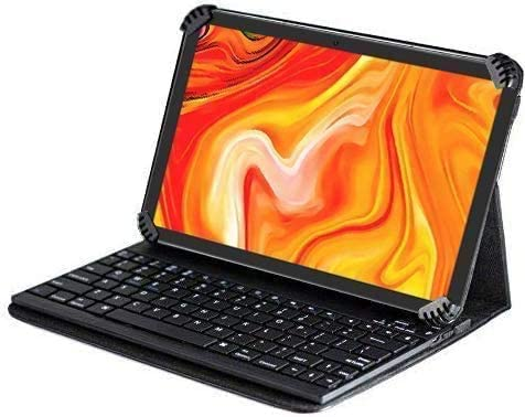 Navitech Rotational Bluetooh Keyboard Sale special price with Topics on TV Teeno Compatible Case