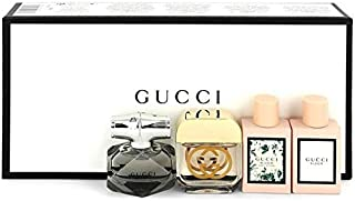 Gucci 4 Piece Mini Set for Women, 4 Count