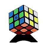 Cubelelo YJ YuLong 3x3 Black Speedcube Puzzle Magic Toy