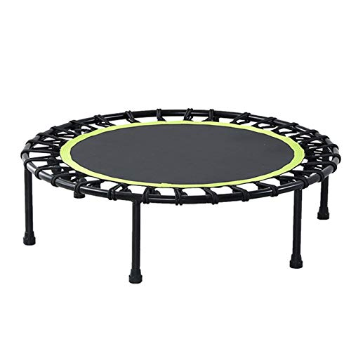 Trampolines Mini for Kids ,40 Inch Indoor Gym Elastic Rope Silent Training Fitness Equipment ,Support 200kg