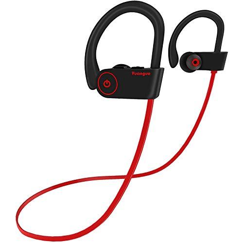 Bluetooth Headphones, Arbily IPX7 Waterproof Wireless Earphones Stereo...