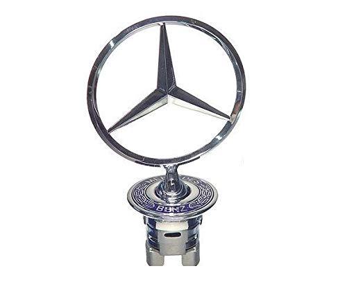 Hood Star Emblem - Compatible with 1994-2006 Mercedes Benz E320