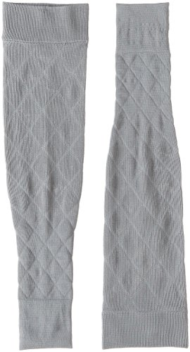 靴下サプリ クツシタサプリ 靴下サプリ 二の腕着圧すっきりアームカバー X737-990 Lグレー L