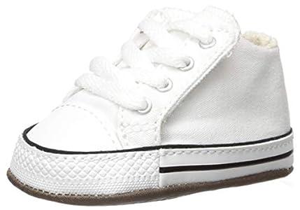 Converse Chuck Taylor All Star Cribster, Unisex Niños, Blanco (White 865157C), 20 EU