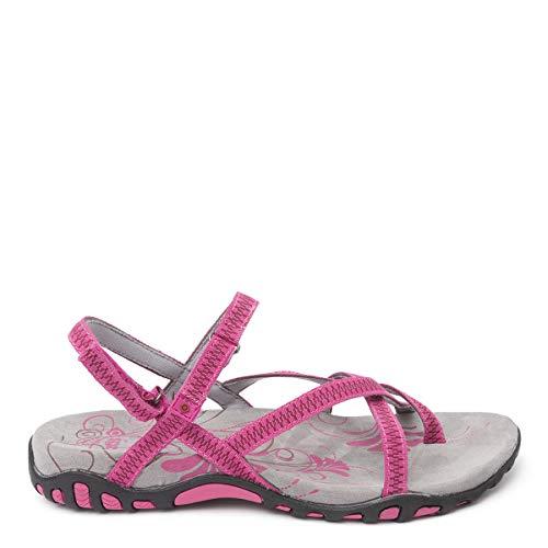 IZAS IWFFO01049FX40 Sandale de Sport Femme, Fuchsia, Taille : 40