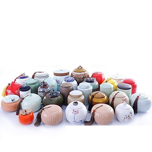 XinQuan Wang - Tetera de cerámica circular Enviar un precio único al azar