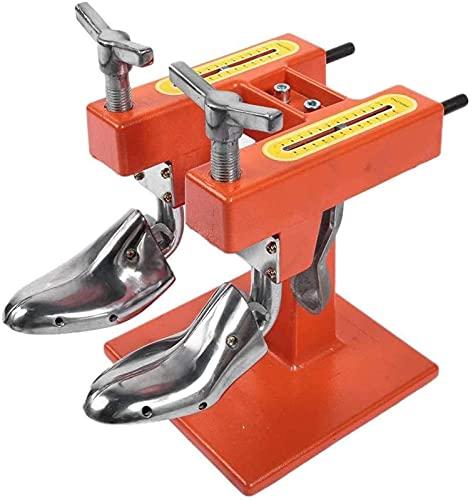 MWKL Máquina de Estiramiento de Zapatos de Alfombra de baño, máquina de Estiramiento de expansión de Zapatos de una Sola Cabeza unidireccional Herramienta de Zapatero expansor de Zapatos