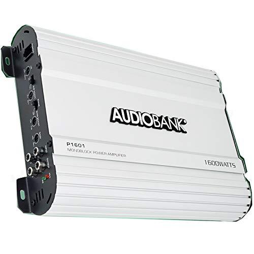 amplificador audio mono fabricante AUDIOBANK