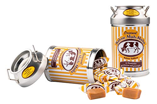 Sahne Toffee Milchkanne Muh-Muhs 250g