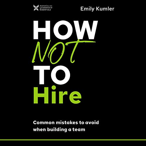 How Not to Hire cover art