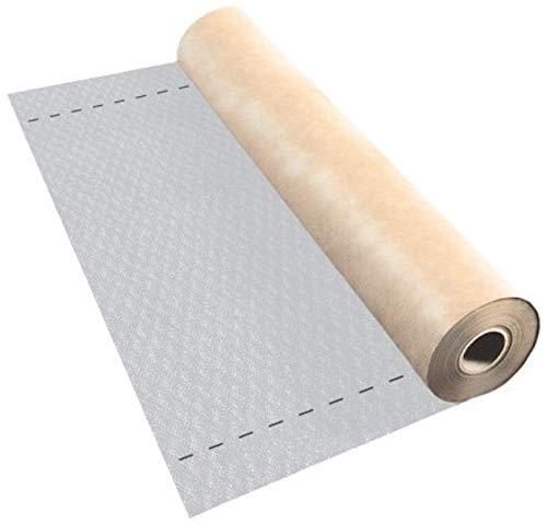 Telo freno vapore per tetto, membrana barriera vapore 170 gr/mq