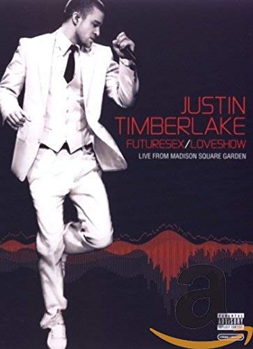 Justin Timberlake: [PAL FORMAT] Futuresex/Loveshow Live from Madison Square Garden