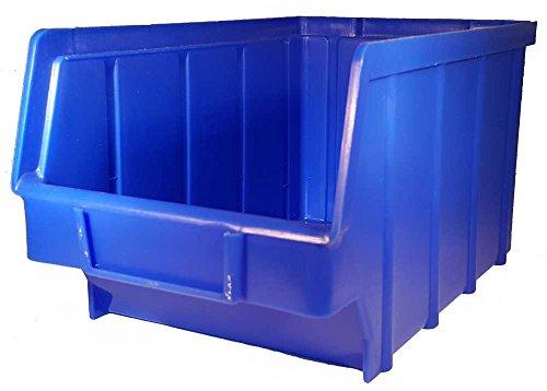 26 apilables Cajas GR 3 Apilables cajas de almacenamiento 248 x 145 x 127 mm