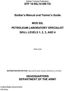 Best petroleum laboratory specialist army Reviews
