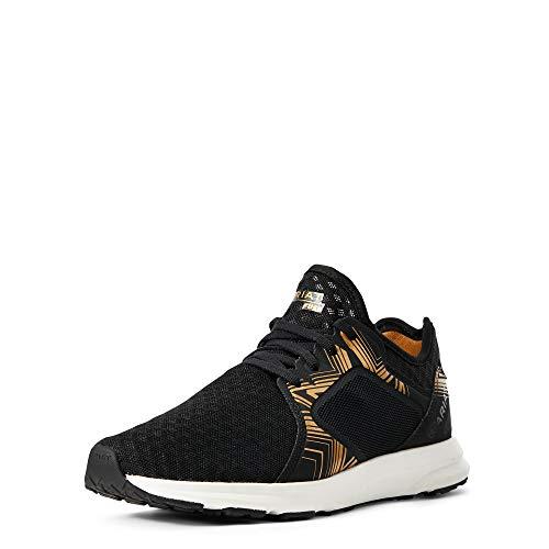 Ariat Fuse Damesschoen met gouden print vrijetijdsschoen sneakers