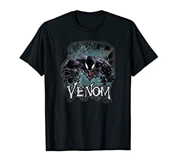 Marvel Venom From Down Under Face To Face T-Shirt