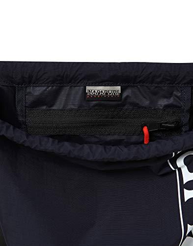 Napapijri Unisex Hack Gym Luggage Carry-On Luggage, blue navy (Blue) - NP0A4E9V