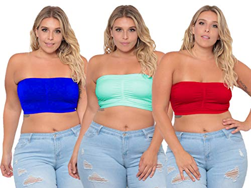 Dinamit Fashion 3-Pack Plus Size...