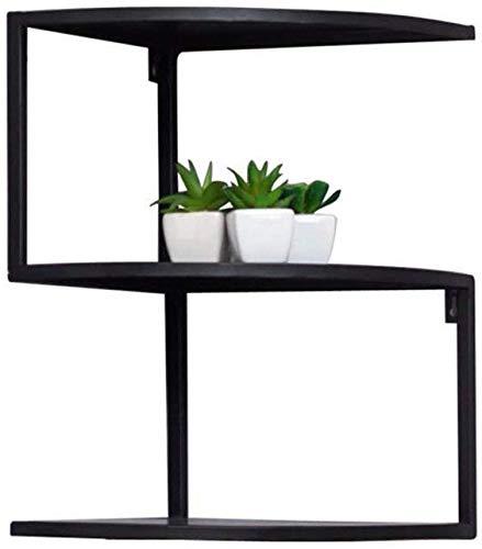 Verkoopstandaard voor decoratie voor huis/Nordic massief houten woonkamer-wandklok, smeedijzer, muur woord, voor kamer, balkon, plank, bloembak (afmetingen: 60 x 60 cm) 60x60cm
