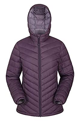 Mountain Warehouse Seasons Womens Padded Winter Jacket - Water Resistant