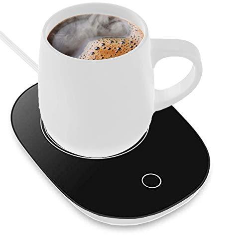 Coffee Mug Warmer for Desk, Cup Warmer Automatic Shut Off, Beverage Warmers...