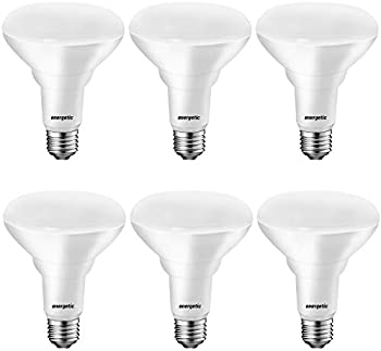 6-Pack Energy Star LED Flood Light Bulbs