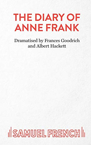 The Diary of Anne Frank 0573011044 Book Cover