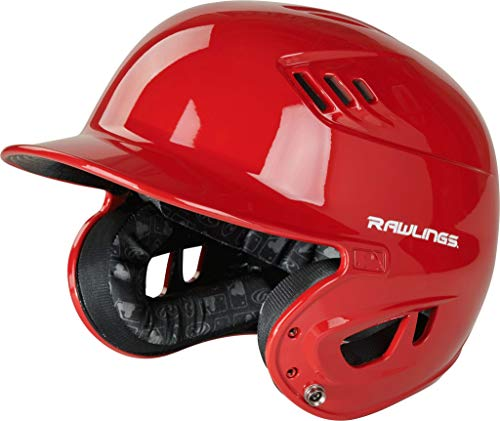 Rawlings R16 Baseball-Helm, rot, Junior