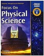 Focus on Physical Science (Glencoe Science. California Grade 8, Teacher Wraparound Edition)