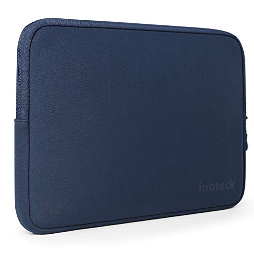 Inateck Custodia PC 14 Pollici Neoprene Morbido, Sleeve Borsa 14 Pollici per Notebook PC ThinkPad, Acer, ASUS, HP, Lenovo e Dell - Blu