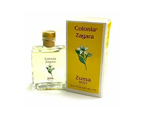 Zagara Zuma Colonia 200ml