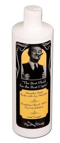 Cigar Caddy Humidification, 16-Ounce Activator Solution