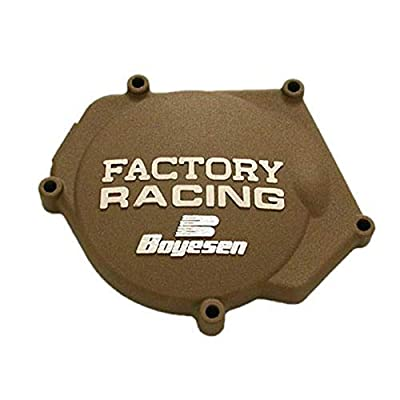 Factory Ignition Cover - Magnesium 1999-2015 Yamaha YZ250 Offroad Motorcycle