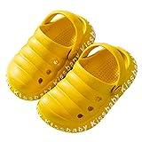 Frolada Zuecos Niños Clásicos Lindo Verano Niños Antideslizante Suave Eva Transpirable Sandalias Playa Zapatillas Zapatos Planos