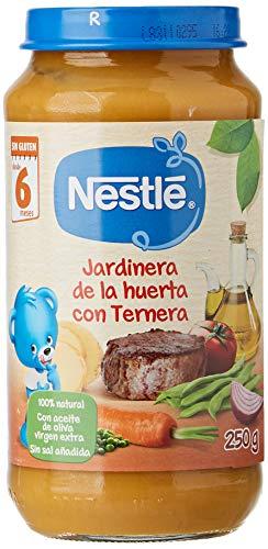 Nestlé Purés Tarrito de puré de verduras y carne