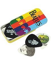 Planet Waves 1CAB415BT2 Beatles Signature Guitar Pick Tins Stripes