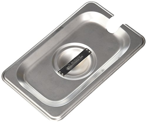 Winco 1/9 Slotted Pan Cover