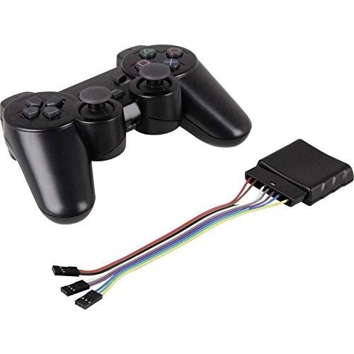 Joy-it SBC-WL-Controller Arduino Erweiterungs-Platine Schwarz Passend für (Einplatinen-Computer) Arduino